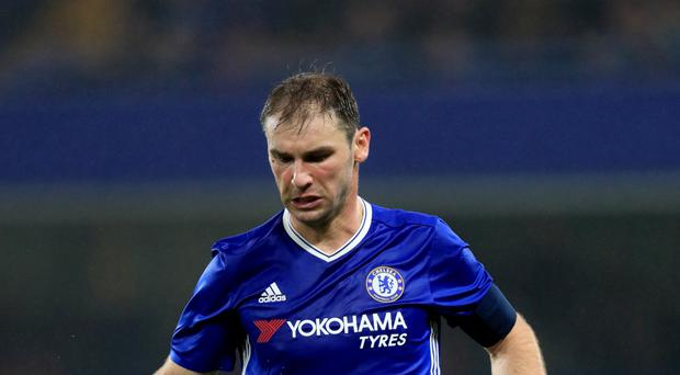 Branislav Ivanovic has ended his nine-year spell with Chelsea