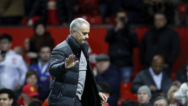 Mourinho: Man United Must Not Drop Points Vs Hull