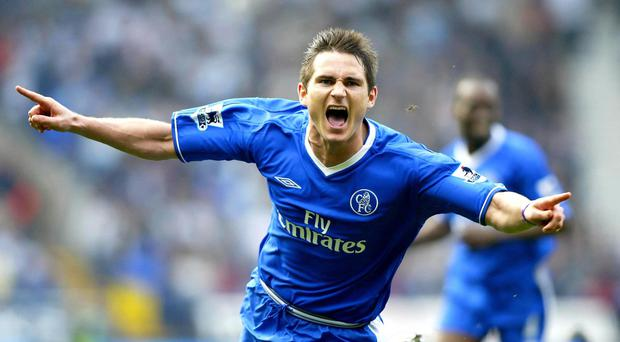 Frank Lampard has announced his retirement from football