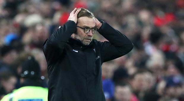Liverpool manager Jurgen Klopp insists his side do not have a problem dealing with 'weaker' teams.