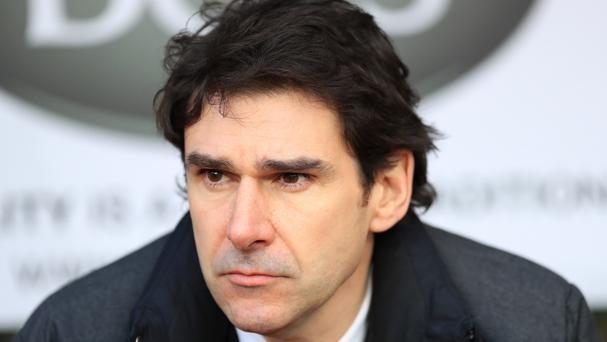 Middlesbrough head coach Aitor Karanka is expecting no favours from Tottenham
