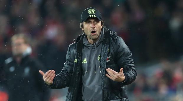 Chelsea manager Antonio Conte wants his side to stay focused