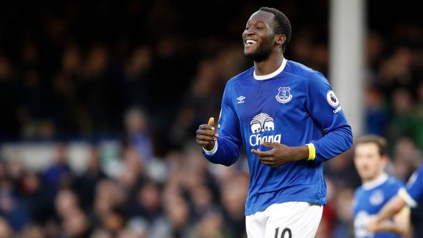 Everton manager Ronald Koeman hailed Romelu Lukaku after his four-goal haul