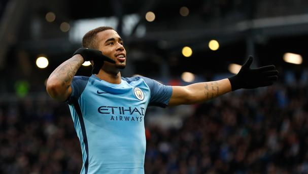 Gabriel Jesus saved the day for Manchester City