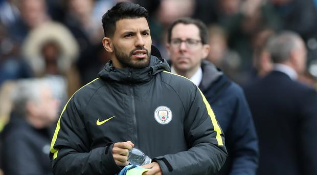 Sergio Aguero is determined to fight for his future at Manchester City