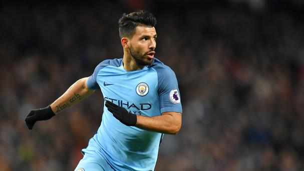 Sergio Aguero wants to fight for his place at Manchester City