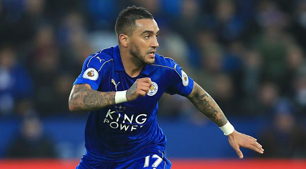 Leicester's Danny Simpson has made 28 appearances for the Foxes this season.