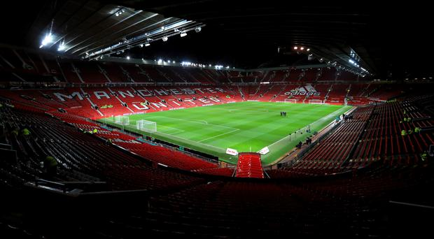 Manchester United's season tickets have been frozen