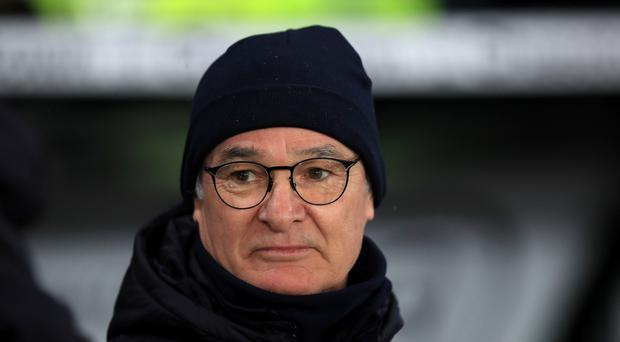 Leicester manager Claudio Ranieri was given a vote of confidence by the club's Thai owners