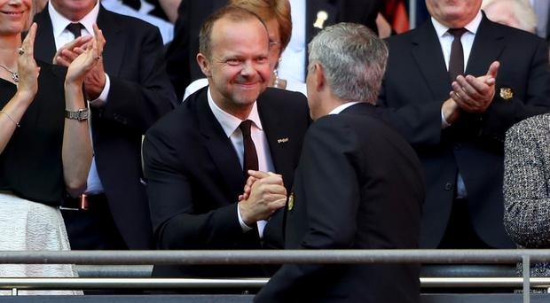 Ed Woodward has pledged to back Jose Mourinho in the summer