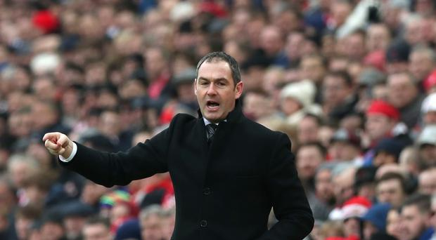 Swansea's Paul Clement has been named Barclays manager of the month after an impressive start to his Liberty Stadium reign