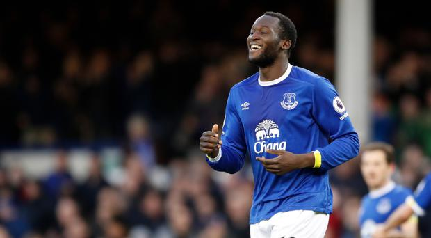 Middlesbrough head coach Aitor Karanka is wary of in-form Everton striker Romelu Lukaku, pictured