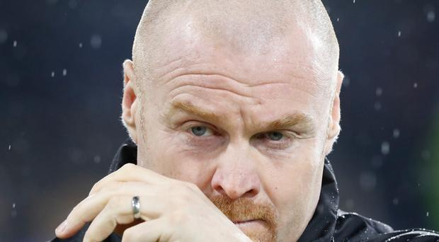 Sean Dyche believes his Burnley side can test Chelsea on Sunday.
