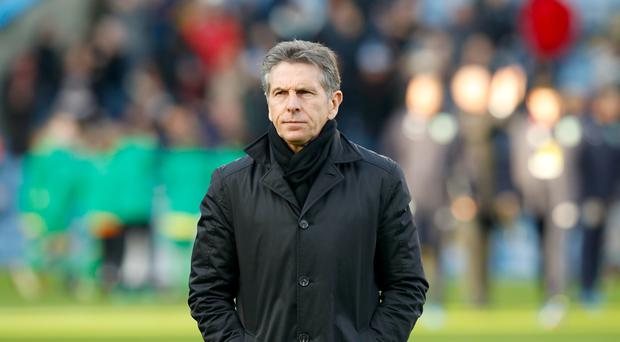 Claude Puel's Southampton visit Sunderland in the Premier League on Saturday