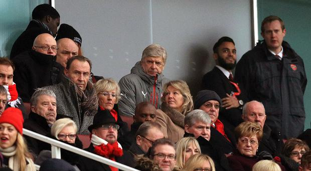 Arsenal manager Arsene Wenger was given a boost with a win over Hull