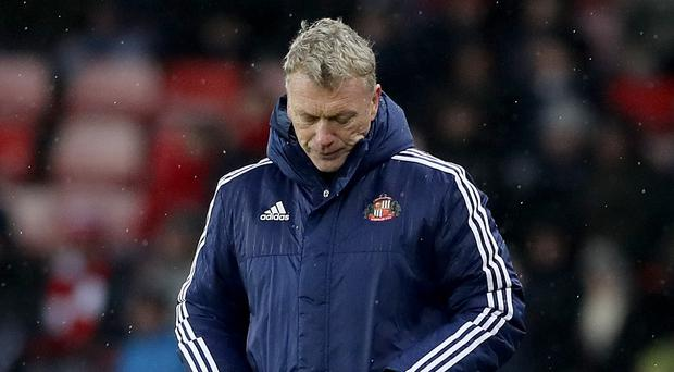 Sunderland manager David Moyes was left shell-shocked by Saturday's 4-0 home defeat by Southampton