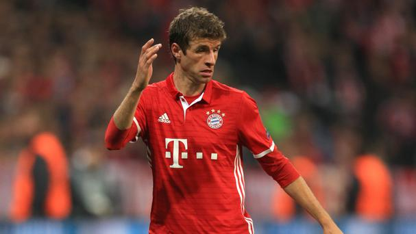 Bayern Munich did not want to accept 100 million euros for Thomas Muller