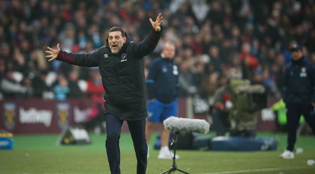 West Ham United manager Slaven Bilic and his assistant Nikola Jurcevic have both been fined by the FA.