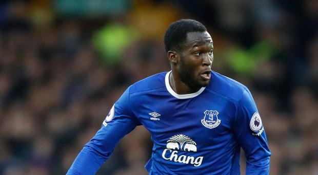 Everton striker Romelu Lukaku is expected to rejoin training next week after visiting a Belgian doctor about a calf problem