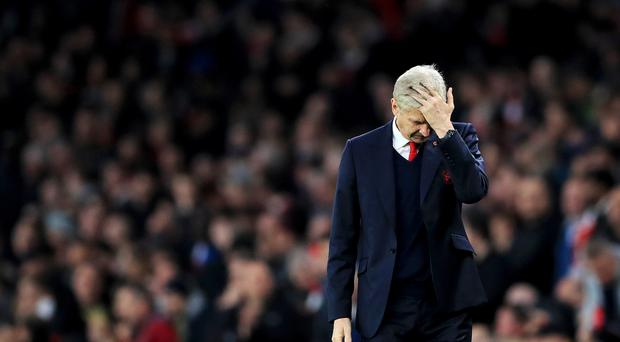 Arsene Wenger's Arsenal future is in the spotlight again