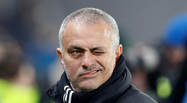 The mind games started early for Jose Mourinho