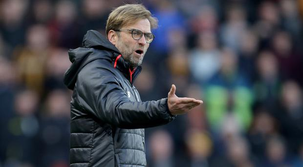 Jurgen Klopp is reportedly on Barcelona's radar