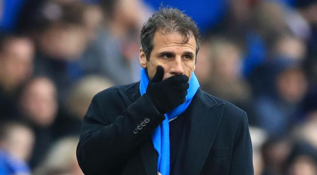 Gianfranco Zola continues to toil at Birmingham