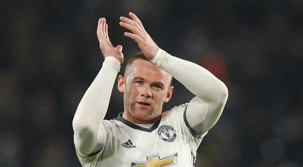 Wayne Rooney's 13-year spell at Manchester United could be about to end