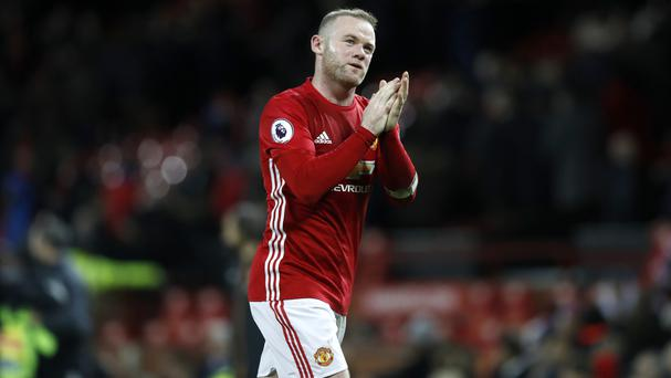 Manchester United's Wayne Rooney is unlikely to be heading to China before the Chinese Super League transfer window shuts next week