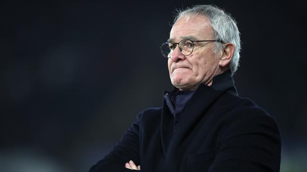 Manager Claudio Ranieri has been sacked by Leicester