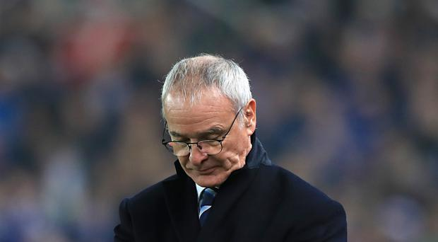 Claudio Ranieri has left Premier League champions Leicester despite their shock title win last season.