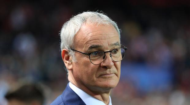 Claudio Ranieri was a colourful character during his stay at Leicester
