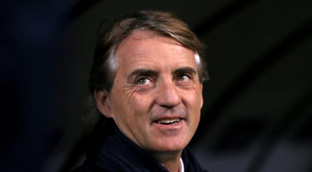 Roberto Mancini is among the favourites to become Leicester's next manager
