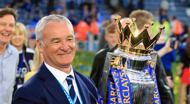Claudio Ranieri pulled off one of the greatest sporting shocks when he guided Leicester to the 2015-16 Premier League title.