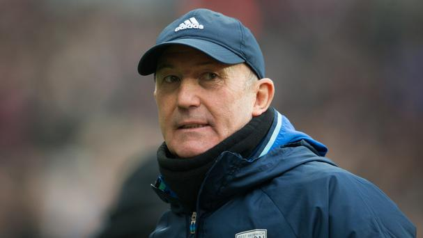 West Brom boss Tony Pulis' full focus is on Bournemouth on Saturday