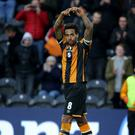 Tom Huddlestone's penalty put Hull in front