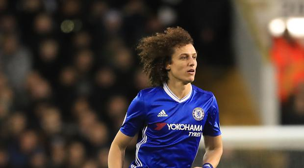 David Luiz says Chelsea are remaining grounded in their Premier League title bid
