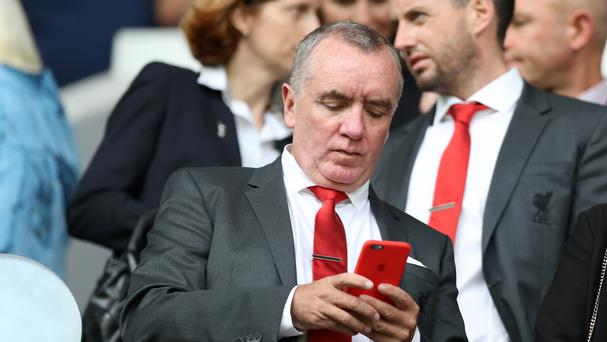 Liverpool have announced Ian Ayre's replacement as chief executive