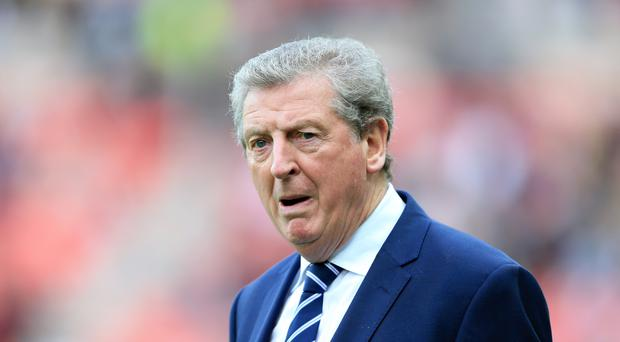 Roy Hodgson is interested in the Leicester manager's job
