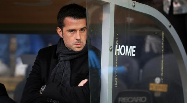 Hull manager Marco Silva, who takes his side to Leicester at the weeknd