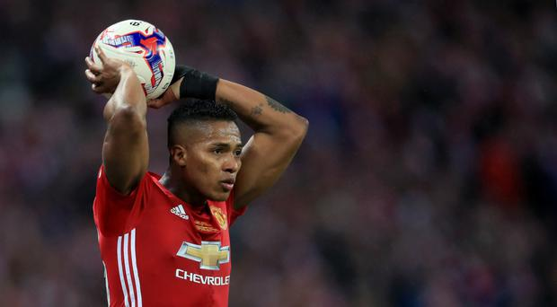 Antonio Valencia believes a treble is achievable for Manchester United