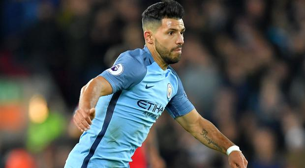 Sergio Aguero has reiterated his desire to stay at Manchester City