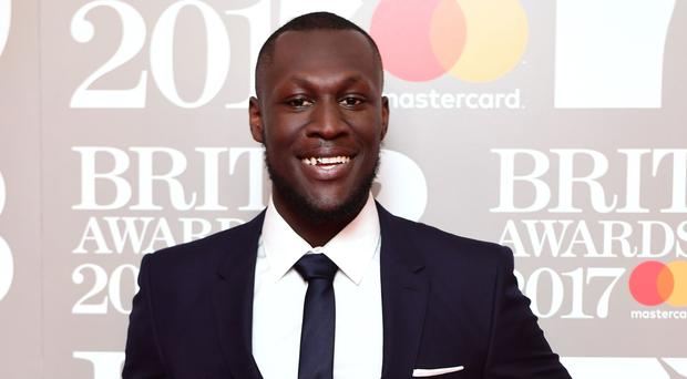 Stormzy is a big Manchester United fan