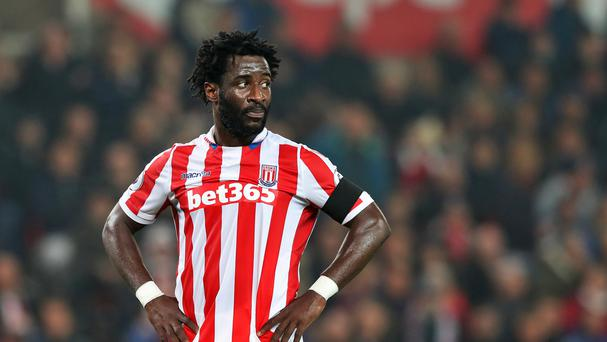 Ignored Bony finding Stoke situation 'painful'