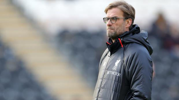 Liverpool manager Jurgen Klopp insists his players are not a soft touch