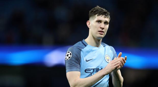 Sunderland boss David Moyes is backing Manchester City defender John Stones (pictured) to fulfil his potential