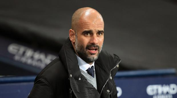 Pep Guardiola is warning against complacency ahead of Manchester City's trip to Sunderland
