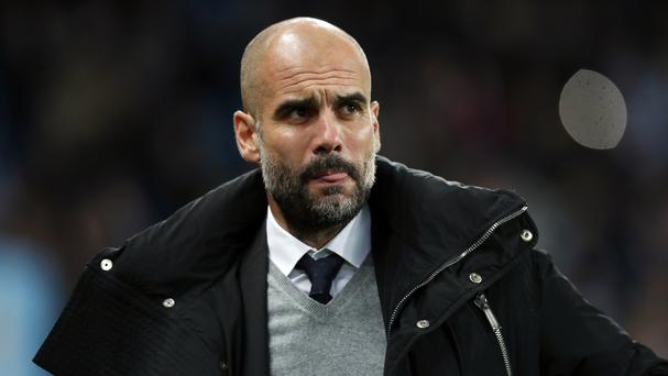 Manchester City manager Pep Guardiola fears Chelsea are clear in the Premier League title race