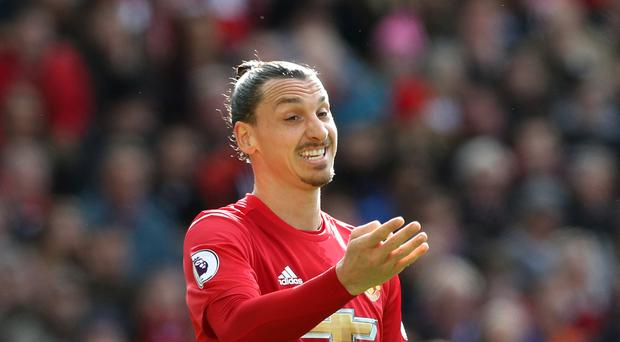Zlatan Ibrahimovic has had the odd brush with authority during his career