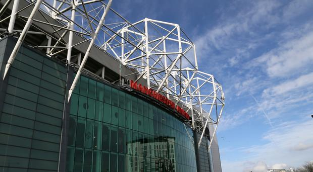 Manchester United have joined forces with LGBT charity Stonewall